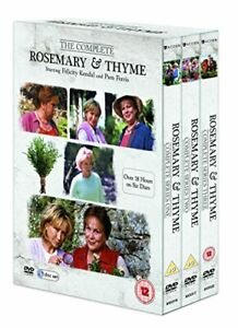 Rosemary and Thyme Complete [DVD][Region 2]