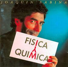 Fisica Y Quimica - Joaquin Sabina CD Sealed ! New !