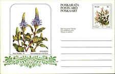 "Südafrika Karten-Ganzsache Afrika Motive 1979 Serie Blumen 8 C Homeland ""VENDA"""