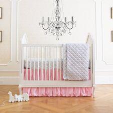 Summer Infant 4-Piece Bedding Set with Adjustable Crib Skirt (Damaged Packaging)