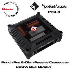 Rockford FOSGATE PUNCH PP8-X - PRO 8-Ohm CROSSOVER PASSIVO