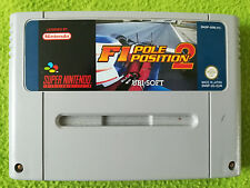 F1 POLE POSITION 2 - Jeu SNES - super Nintendo - PAL