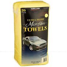Kirkland Signature Ultra Plush toallas de microfibra 36 paquete