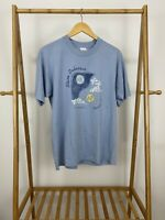 VTG 1997 Share Cabarrus Festival Thin 50/50 Short Sleeve T-Shirt Size L