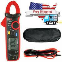 UNI-T UT210E Digital Clamp Meter Multimeter Handheld RMS AC/DC US SHIPPING