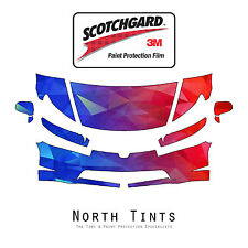3M Scotchgard Paint Protection Clear Bra PPF for Honda Civic SI Sedan 2006-2008
