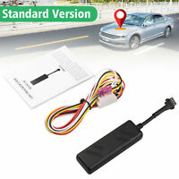TK205 Mini GPS Tracker Vehicle Tracking Device Car Motorcycle GSM Locator