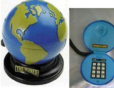 """TELÉFONO CON CABLE """"THE WORLD FONE"""" MODELO TW-393 - ARTICULO COLECCIONISTA"""