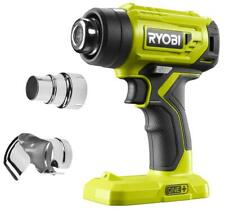 RYOBI ONE+ 18V Li-Ion Cordless Heat Gun DIY Power TOol Paint Stripper Bare Unit