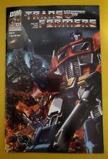 Transformers Generation One 1 Optimus Prime High Grade DW Comic D26-109