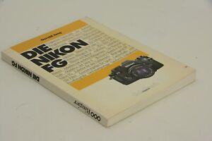 Buch handbuch, Die Nikon FG, Gerold Jung