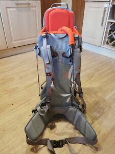 Vaude Wallaby backpack baby carrier