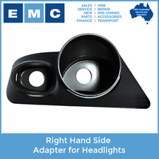 Right Hand Side Adapter for Headlights of Low Speed Vehicles