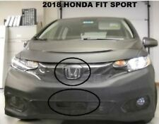 Lebra Front Mask Cover Bra Fits Honda Fit Sport 2018-2019 18-19