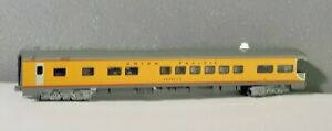 """Kato Union Pacific Business Car """"Kenefick"""" N Scale"""
