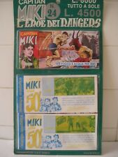 Capitan Miki N.24 L' eroe dei Rangers ristampa anastatica Dardo. (MX)