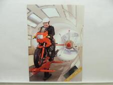 1985 Moto Guzzi Le Mans 1000 Motorcycle Dealer Brochure Literature L9690