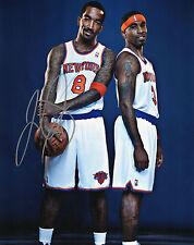 JR Smith Cleveland Cavaliers New York Knicks signed 8x10 photo AUTO autograph