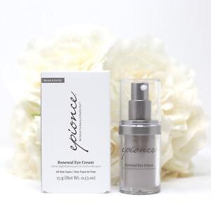 Epionce Renewal Eye Cream (0.53oz) Freshest New! In Box! Authentic Fast Ship!