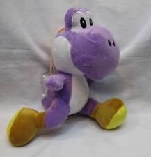 Super Mario Bros - Purple Running Yoshi - 9 inch Plush toy