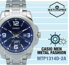 Casio Classic Series Men's Analog Watch MTP1314D-2A