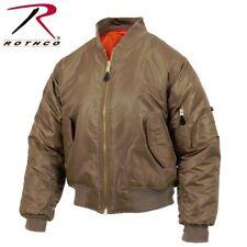 MA1 Bomber Jacket PRESIDENTS DAY SALE AirForce Reversible Flight Coat ROTHCO7324