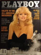 Playboy August 1992