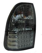 Smoked tinted LED rear lights for Mitsubishi L200 tail lamp pickup 95-06 Warrior