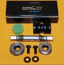 NOS Shimano Deore XT Bottom Bracket 73x126.5mm Complete BB Japan *VTG