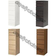 cassettiera 6 cassetti IKEA MALM 40X123 legno camera cameretta stanza da letto