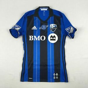 Montreal Impact adidas Jersey Women's Used Small