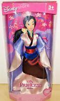 "Princess Mulan Disney Store Doll 12"""