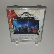 Celtic Woman: Songs From The Heart 18 Month Calendar SIGNED Rare OOP NEW SEALED
