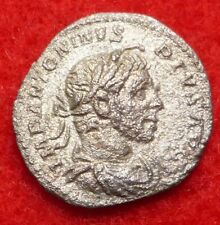 Denarius of Elagabalus