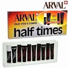 ARVAL FIALE HALF TIMES special edition abbronzatura rapida 5 fl. + 5 tb. 10 ml