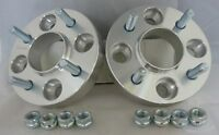 4x108 30mm ALLOY Hubcentric Wheel Spacers Ford Fiesta Mk7 2008 onwards 1 Pair