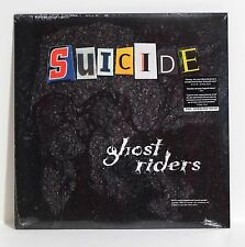 SUICIDE Ghost Riders VINYL LP Sealed Alan Vega Martin Rev