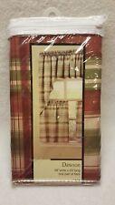 S. Lichtenberg Dawson Rod-Pocket Tier Pairs Sage 58 X 24