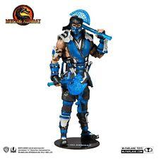 Mortal Kombat Series 1 Sub-Zero Figure Collectors Edition, great gift for teen!