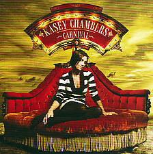 CARNIVAL - CHAMBERS, KASEY - CD NEW SEALED