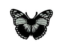 Patch toppe toppa ricamate termoadesiva farfalla butterfly r1