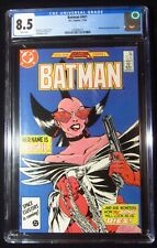 "Batman #401 (1986 DC) CGC 8.5...""Legends"" cross-over part 1...Magpie cover/story"