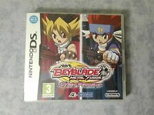 BEYBLADE METAL FUSION CYBER PEGASUS - NINTENDO DS DSi 2DS 3DS ITALIANO COMPLETO