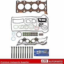 06-09 Mazda3 Mazda5 Mazda6 2.3L 2261cc L4 DOHC L3X Head Gasket Set W/ Head Bolts