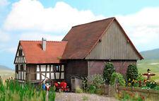 BUSCH 1503 Bauernhaus Mennwangen H0 #NEU in OVP#