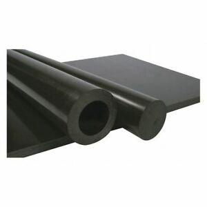 "4/"" Diameter UHMW Polyethylene Plastic Rod-Price Per Foot-Cut to Size!"