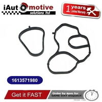 OIL FILTER HOUSING GASKETS FOR CITROEN & PEUGEOT 1.4, 1.6 1103P9, 1613571980