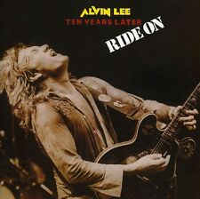 Alvin Lee, Alvin Lee & Ten Years Later - Ride on [New CD]