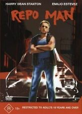 REPO MAN Harry Dean Stanton / Emilio Estevez DVD R4