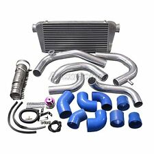 Intercooler Kit w/BOV For Nissan 240SX S13 S14 RB20 RB25 RB25DET Top Mount Turbo
